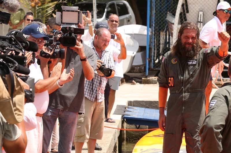 Apache Star Roger Klüh erreicht Kuba Bild-14