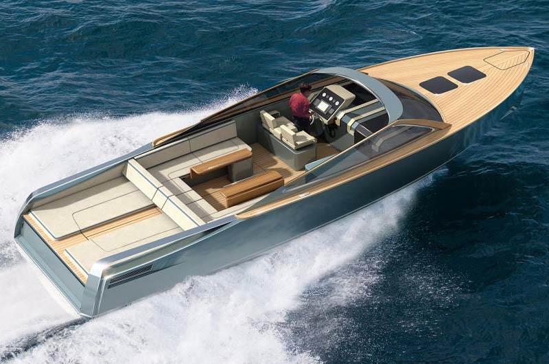 Psea 39 der neuen Niederländischen Werft Psea Yachts