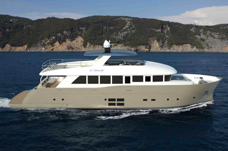 C.Boat Yachts 27SC - S Version