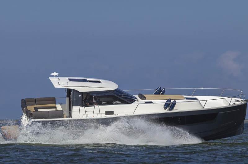 1100 Soley von Delphia Yachts