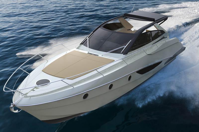 Parana 38 von Rio Yachts
