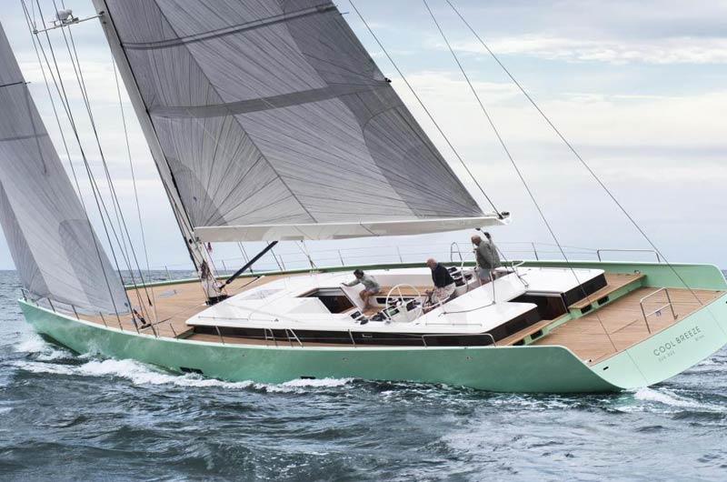 Brenta 80 DC von Michael Schmidt Yachtbau