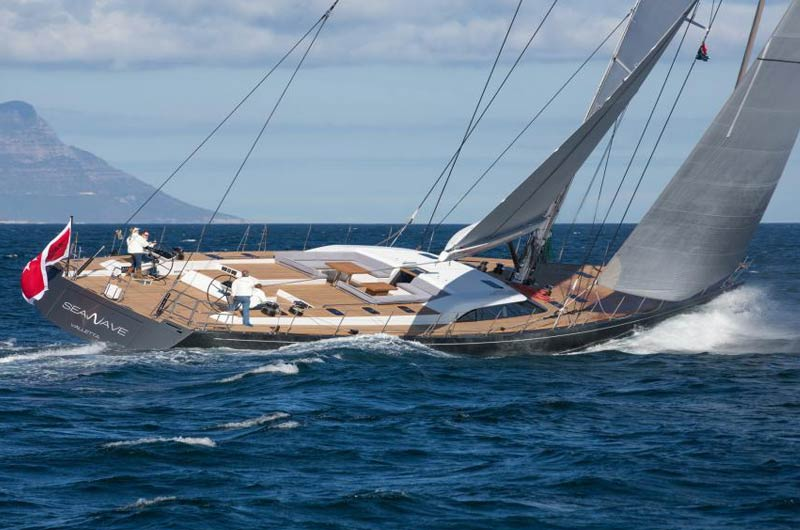 SW 102 von Southern Wind Shipyard