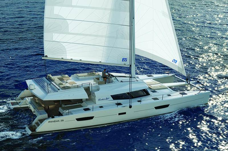 Ipanema 58 von Fountaine Pajot Catamarans
