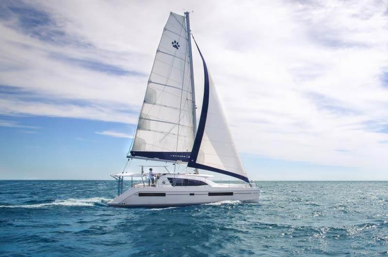 Leopard 40 von Leopard Catamarans