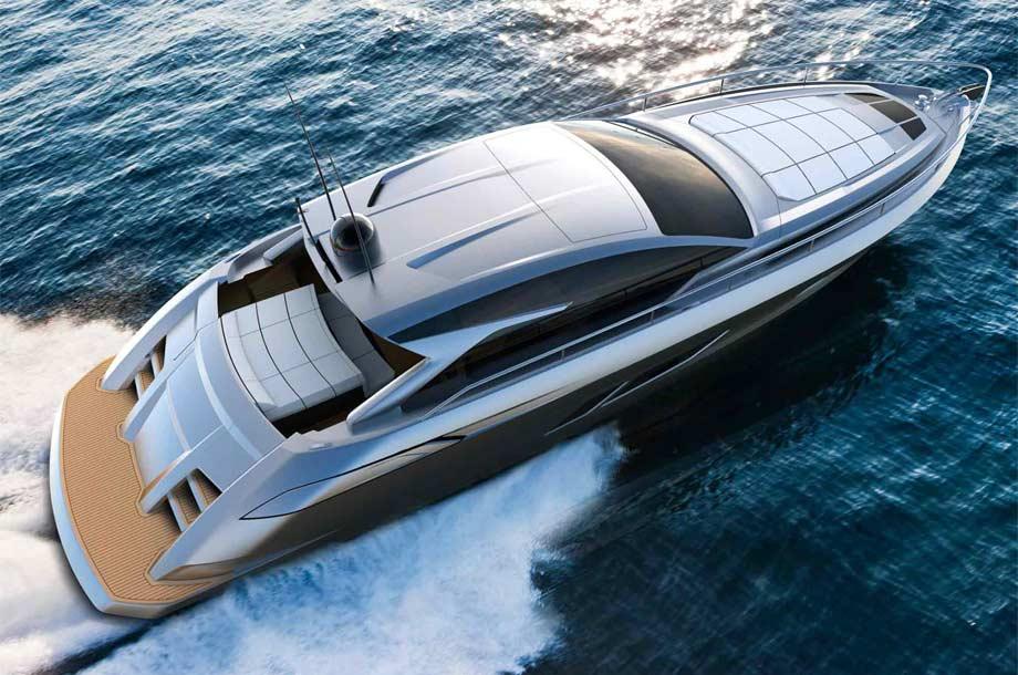 Filippetti S53 Filippetti Yacht Bild-01