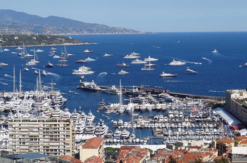 Monaco Yacht Show 2015 Bild-1