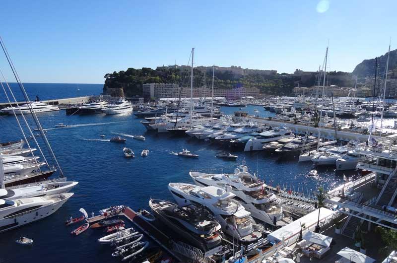 Monaco Yacht Show 2015 Bild-2