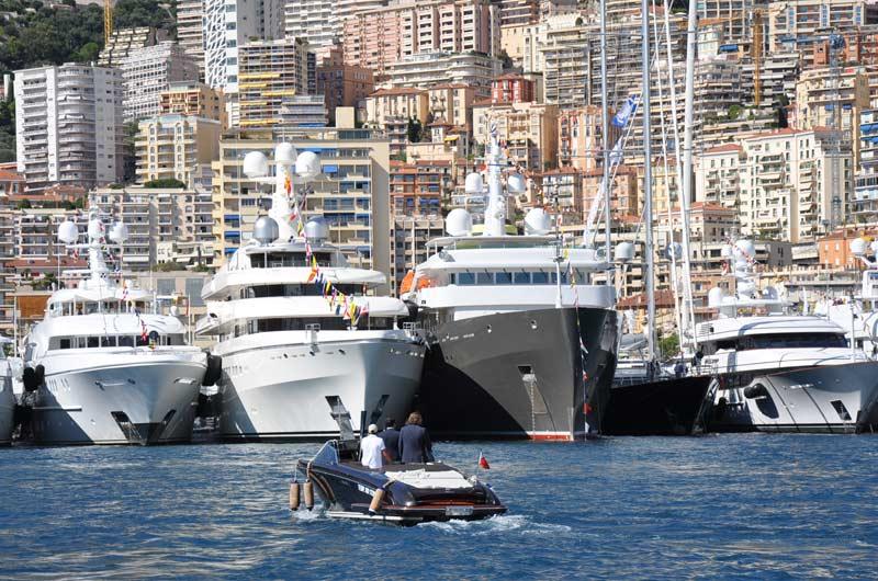 Monaco Yacht Show 2015 Bild-4