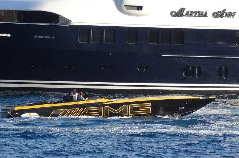 Monaco Yacht Show 2015 Bild-6