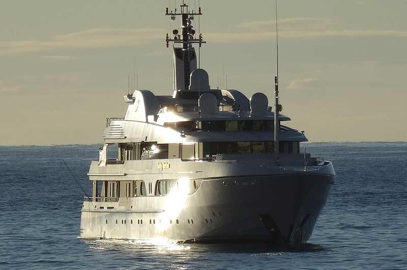 Monaco Yacht Show 2015 Bild-7