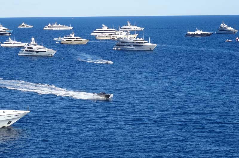 Monaco Yacht Show 2015 Bild-8