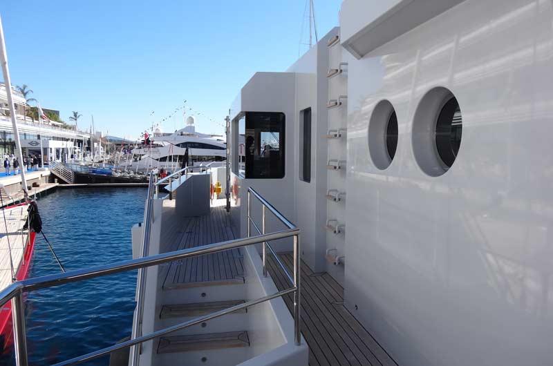Monaco Yacht Show 2015 Bild-11