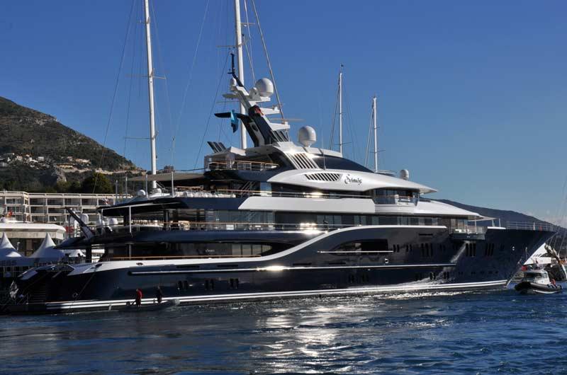 Monaco Yacht Show 2015 Bild-12