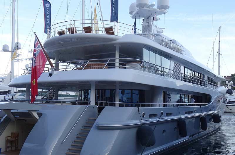 Monaco Yacht Show 2015 Bild-18