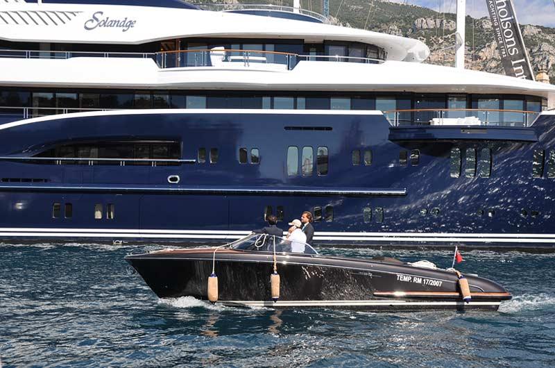 Monaco Yacht Show 2015 Bild-20