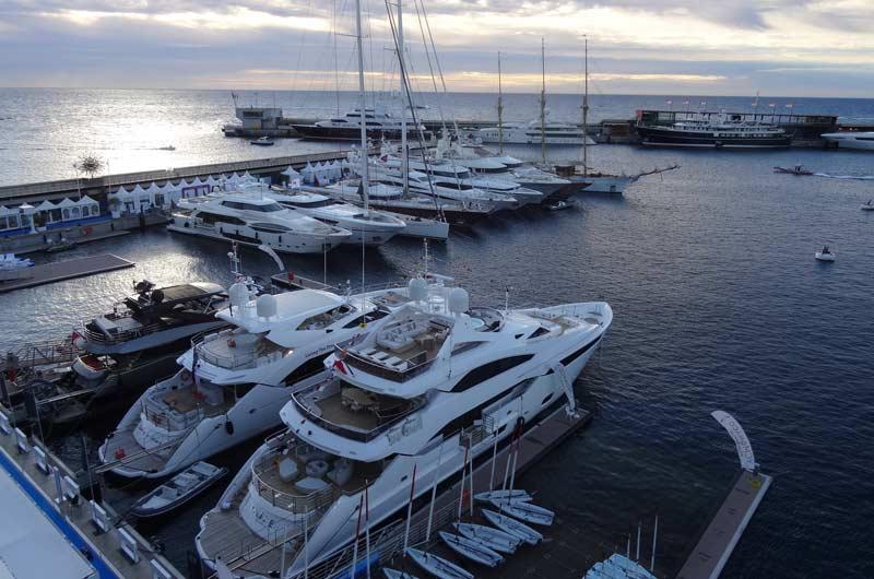 Monaco Yacht Show 2015 Bild-23
