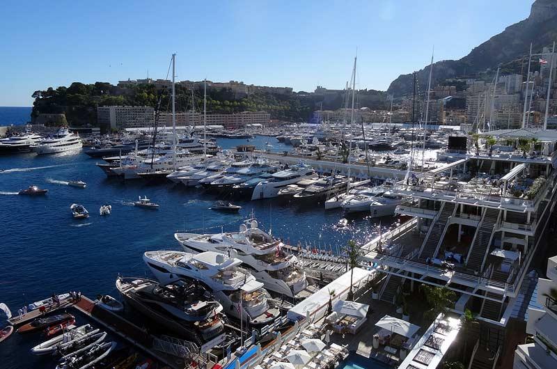 Monaco Yacht Show 2015 Bild-26