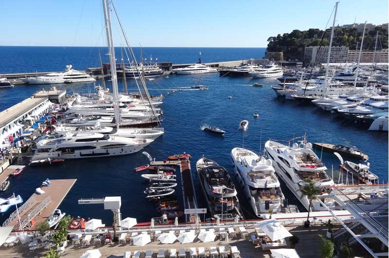 Monaco Yacht Show 2015 Bild-27