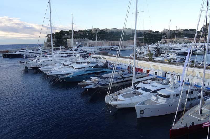 Monaco Yacht Show 2015 Bild-30