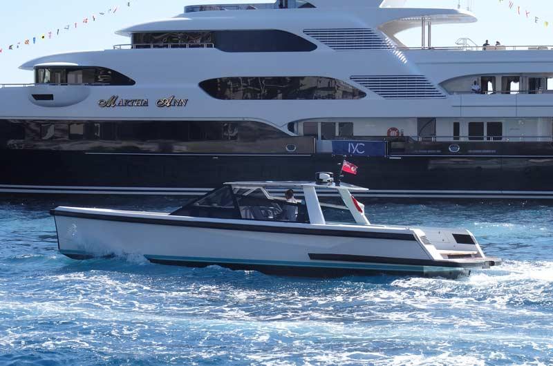 Monaco Yacht Show 2015 Bild-31