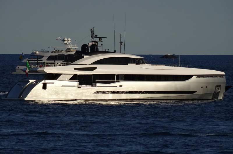 Monaco Yacht Show 2015 Bild-34