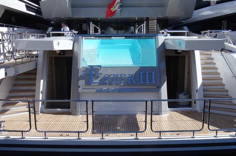 Monaco Yacht Show 2015 Bild-35