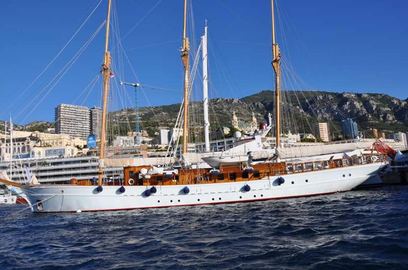 Monaco Yacht Show 2015 Bild-36