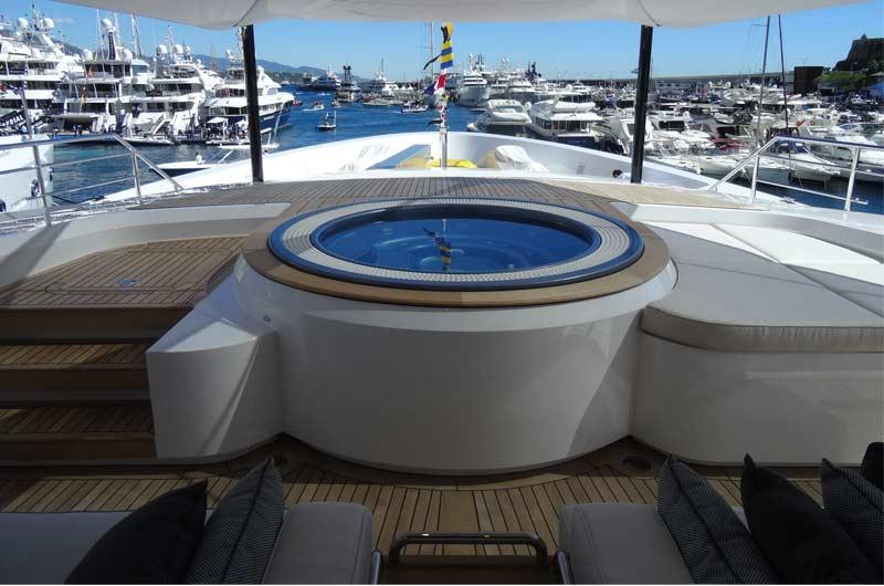 Monaco Yacht Show 2015 Bild-37