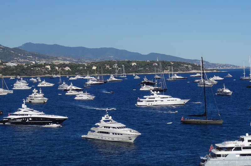 Monaco Yacht Show 2015 Bild-38