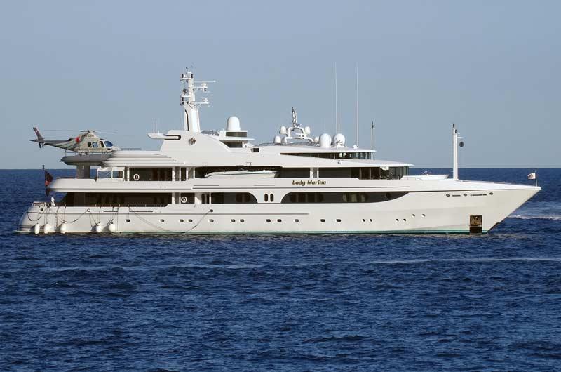 Monaco Yacht Show 2015 Bild-39