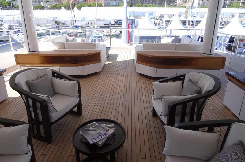 Monaco Yacht Show 2015 Bild-40
