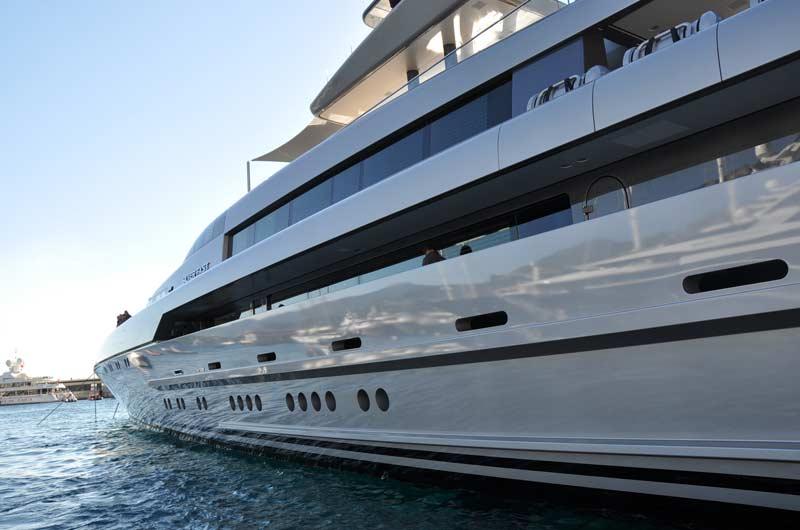 Monaco Yacht Show 2015 Bild-41