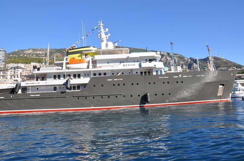Monaco Yacht Show 2015 Bild-42
