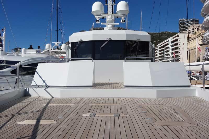 Monaco Yacht Show 2015 Bild-44