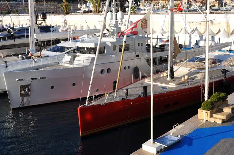 Monaco Yacht Show 2015 Bild-45