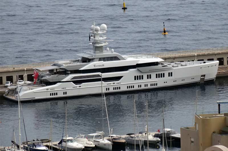 Monaco Yacht Show 2015 Bild-46