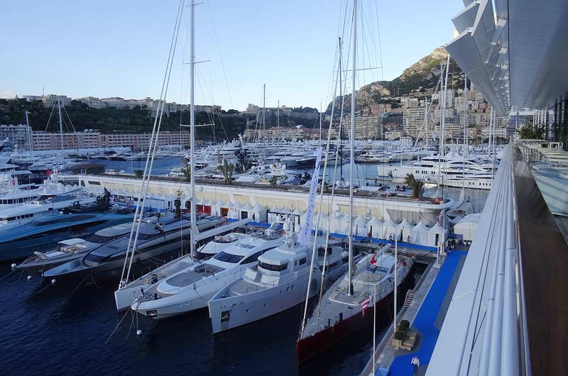 Monaco Yacht Show 2015 Bild-48