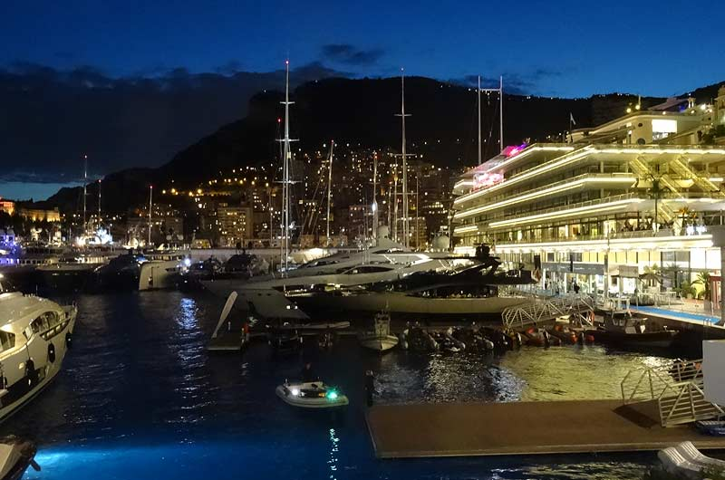 Monaco Yacht Show 2015 Bild-50