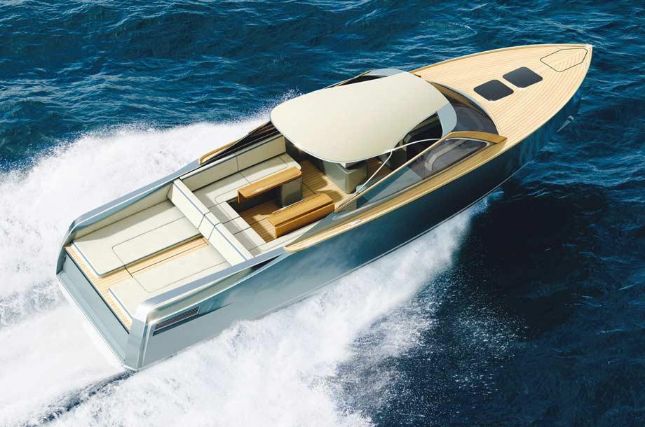 Psea-39 von Psea Yachts Bild-01