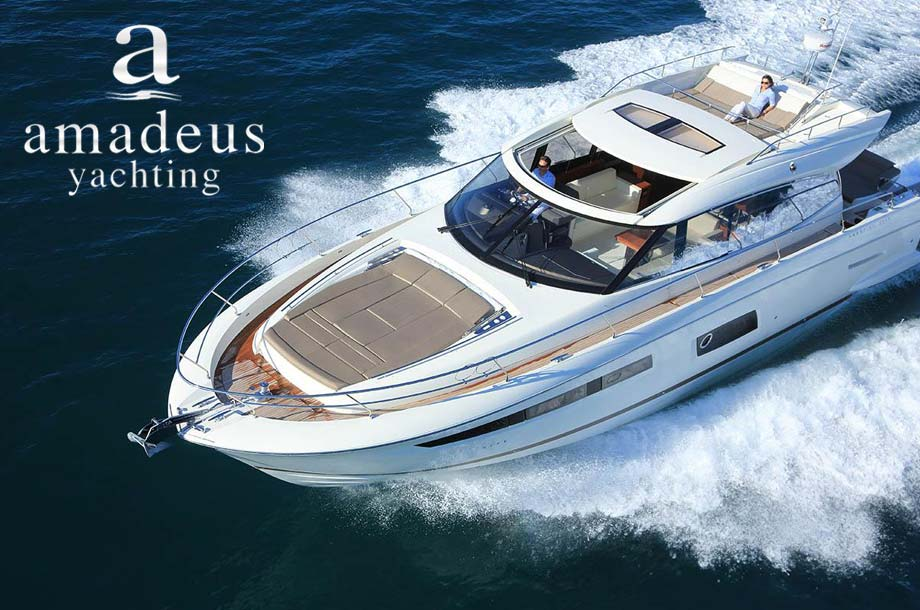 Prestige Yachts Modelle Bild-01