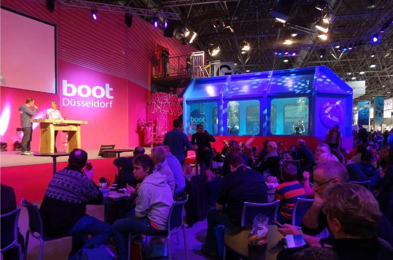 Boot Düesseldorf 2016 Bilder Eröffnung 09