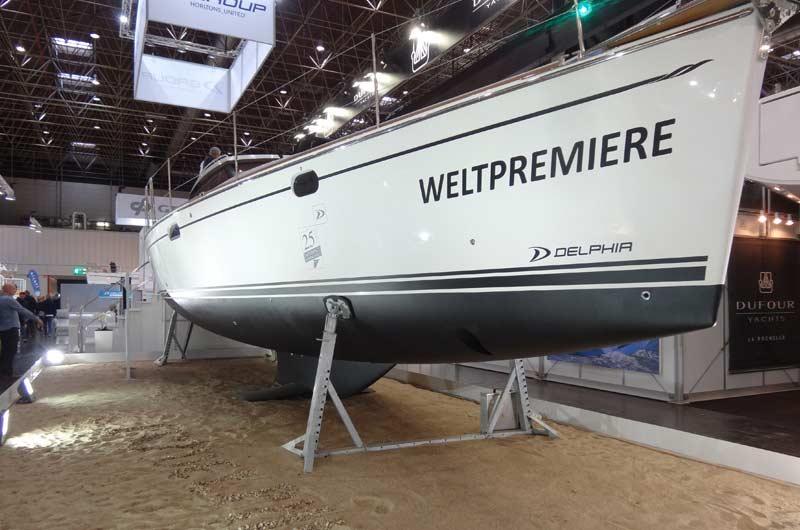 Boot Düesseldorf 2016 Bilder Eröffnung 12