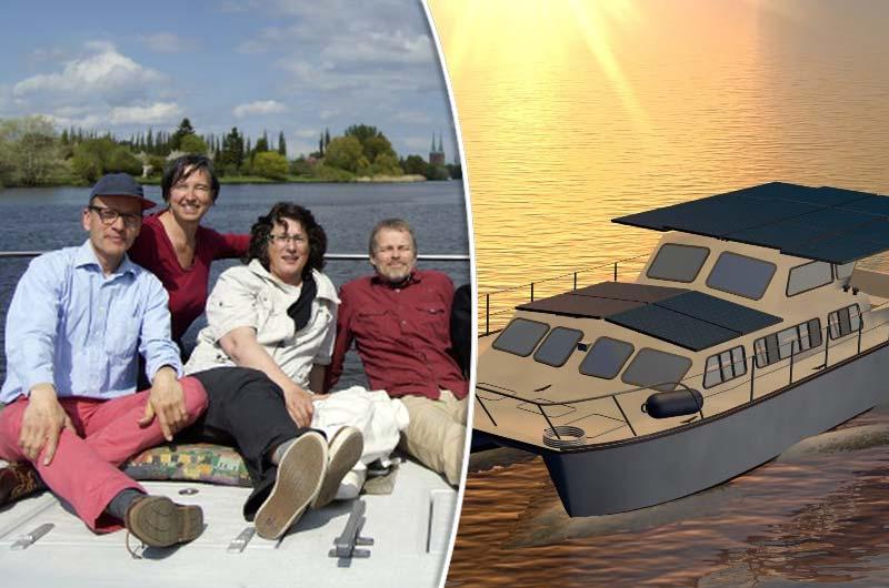 Crowdfunding Solarboot Initiative Lübeck Bild-01