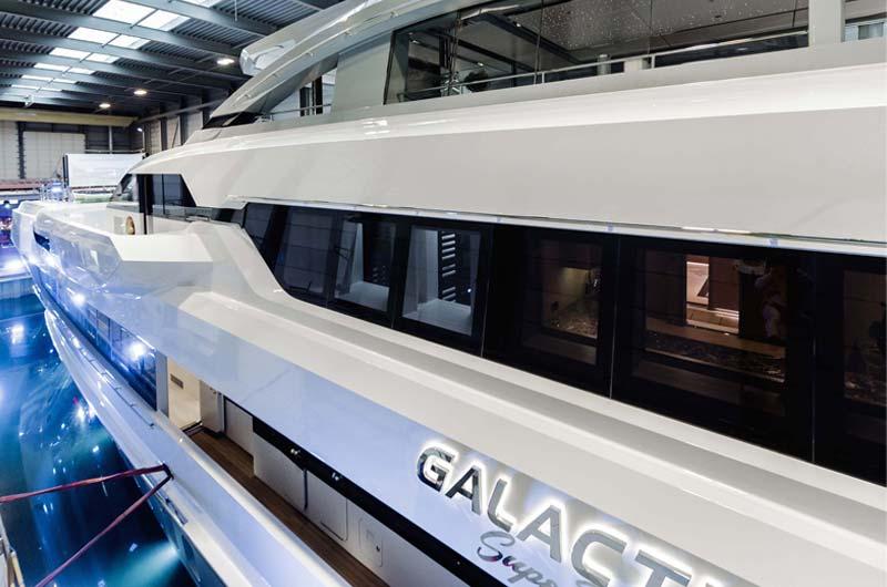 Galatica Super Nova Superyacht Heesen - Bild-04