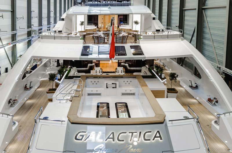 Galatica Super Nova Superyacht Heesen - Bild-05