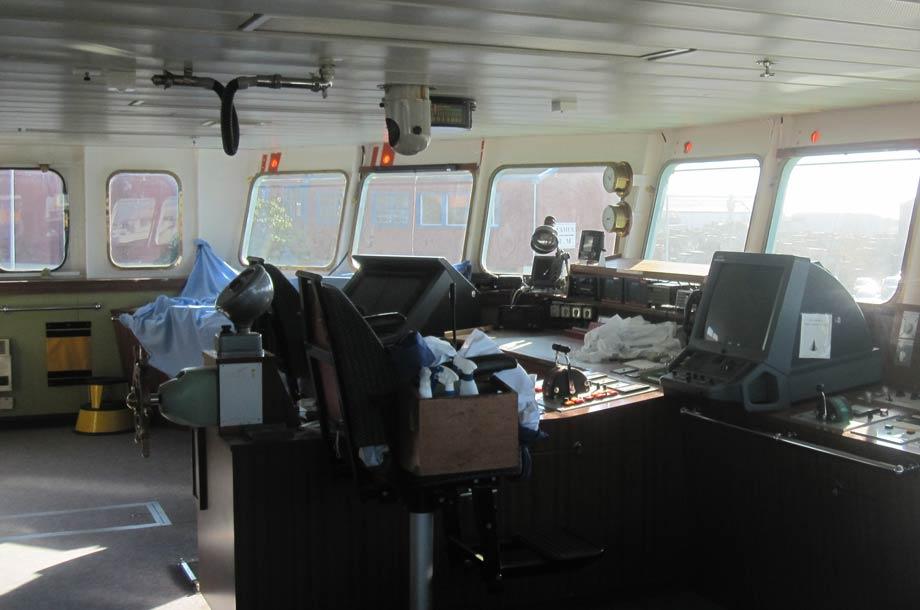 Superyacht Enigma XK Umbau 07