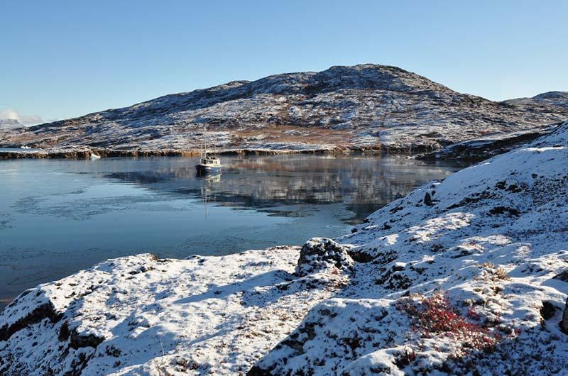 Winter in Grönland Bild-02