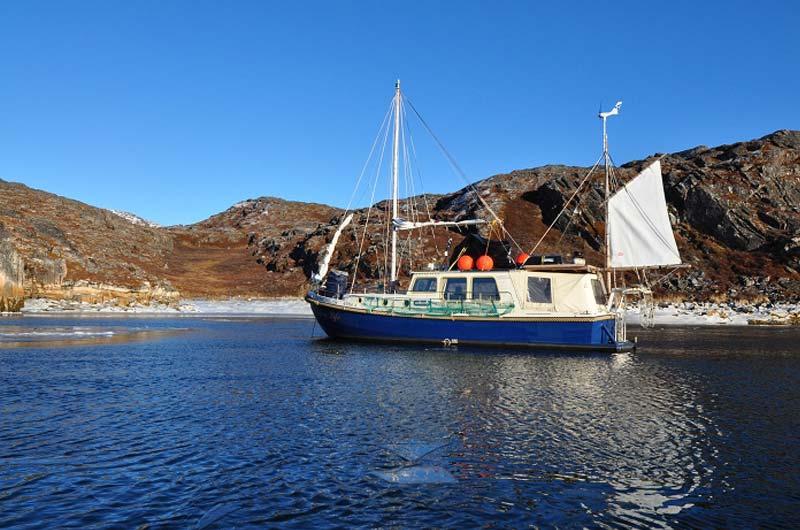 Winter in Grönland Bild-03