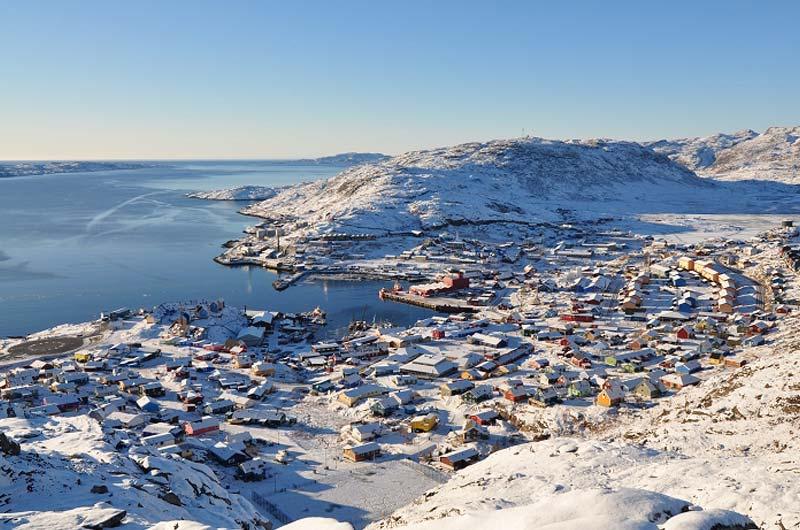 Winter in Grönland Bild-05